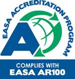 EASA Accreditation Logo