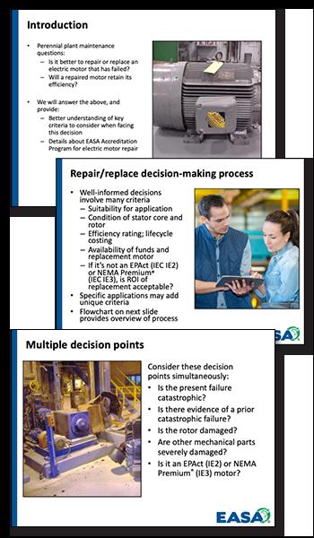 EASA Repair/Replace PowerPoint Tool