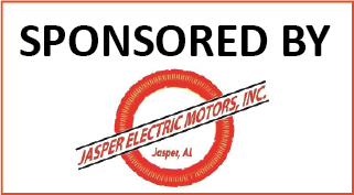 Jasper Electric Motors - webinar sponsor badge