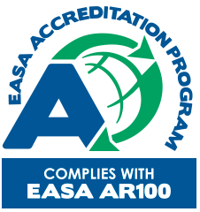 EASA Accreditation program logo